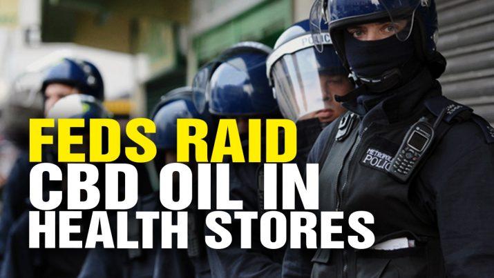 Feds Raid Health Food Store